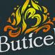 Разработка логотипа — Buticel