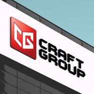 Ребрендинг. Фирменный стиль — Craft Group