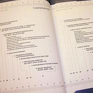 Дизайн годового отчета