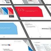 Разработка брендбука — МСП Банк
