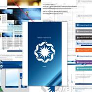 Разработка фирменного стиля — Банк МБА-Москва