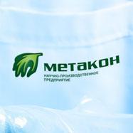 Разработка логотипа — Метакон