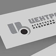 Создание логотипа — Агентство недвижимости Центральное