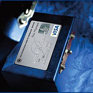 Дизайн печатной рекламы — Банк МБА-Москва