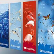 Дизайн плакатов — Пробизнесбанк