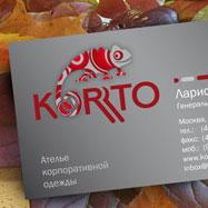Дизайн логотипа, визитки, фирменной документации