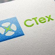 Малый фирменный стиль — CTex