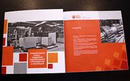 Создание брошюры о банке